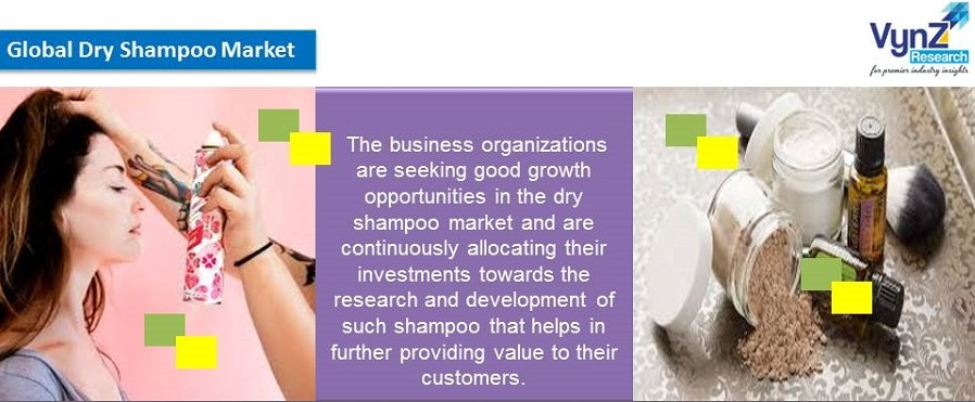 Dry Shampoo Market Highlights