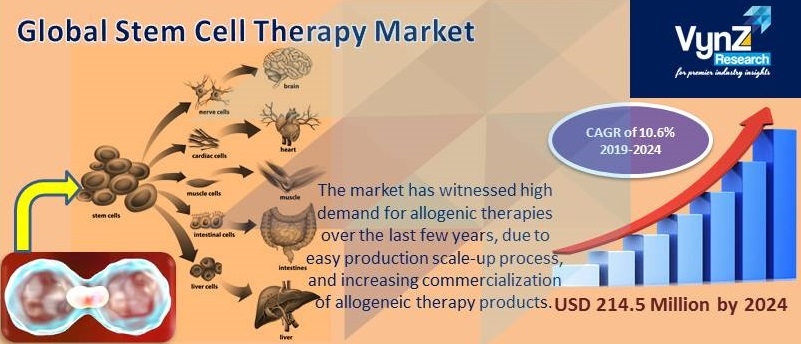 Stem Cell Therapy Market Highlights