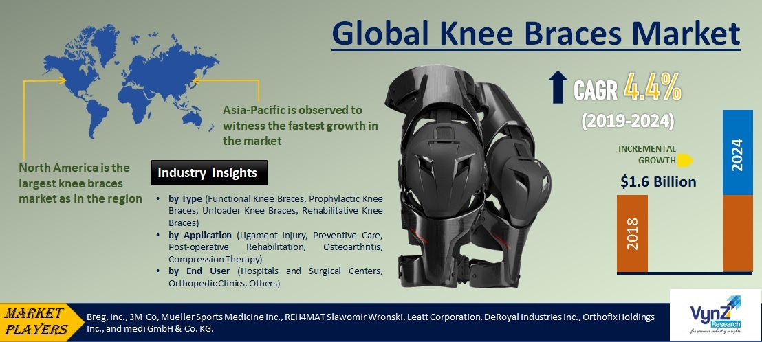 Knee Braces Market Highlights