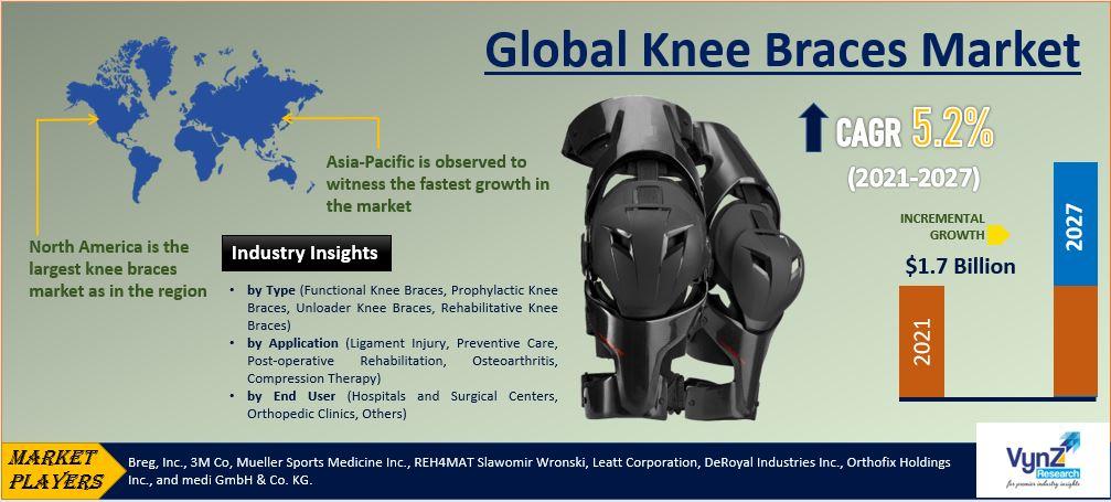 Knee Braces Market Highlights
