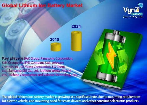 Lithium Ion Battery Market Highlights