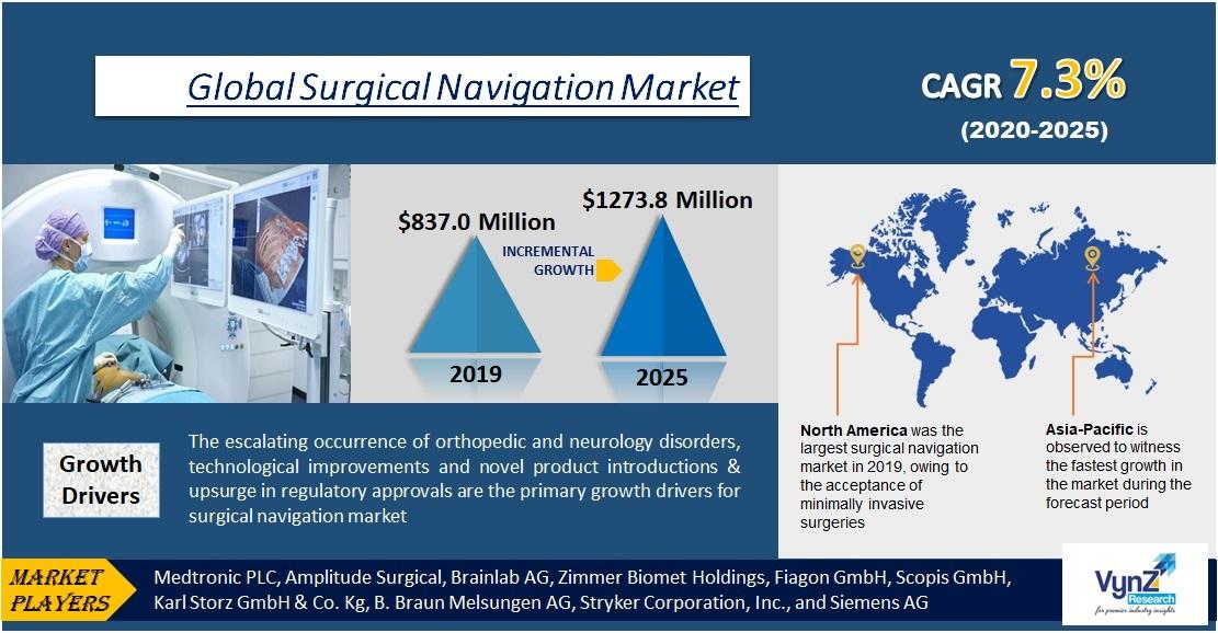 Surgical Navigation Market Highlights